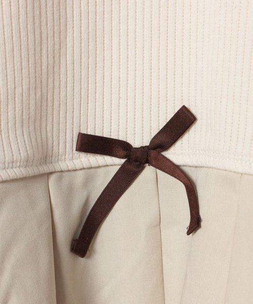petit main(プティマイン)/タックぺプラムTシャツ/9684241_img03