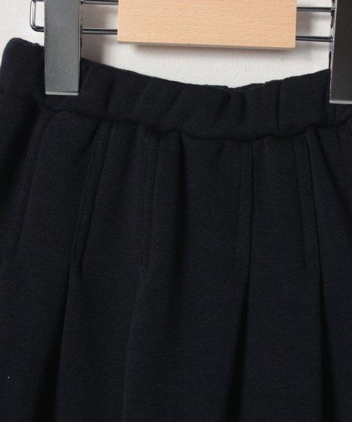 b-ROOM(ビールーム)/【EC別注】タックプリーツ裏起毛スカート/9884181_img02