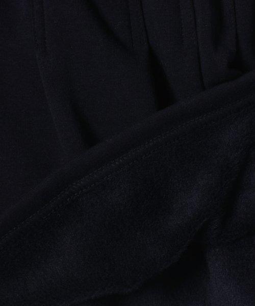 b-ROOM(ビールーム)/【EC別注】タックプリーツ裏起毛スカート/9884181_img03