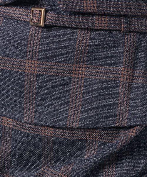 Eimy Peal by POWDER SUGAR(エイミーパール バイ パウダーシュガー)/ウエストぺプラムベルト付チェック柄タイトスカート/2K718817_img16