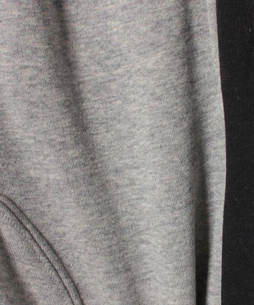 b-ROOM(ビールーム)/【EC別注】裾リブ裏起毛カットパンツ/9884191_img04