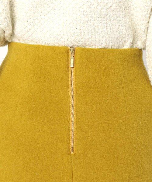 NOLLEY'S(ノーリーズ)/アルパカ混シャギーAラインスカート/8-0035-6-06-011_img04