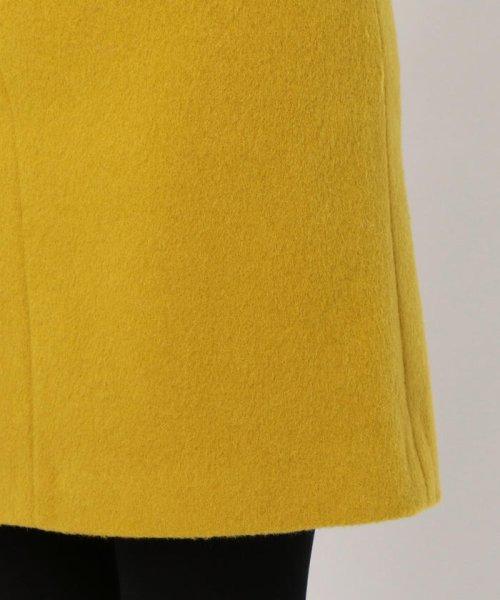 NOLLEY'S(ノーリーズ)/アルパカ混シャギーAラインスカート/8-0035-6-06-011_img06