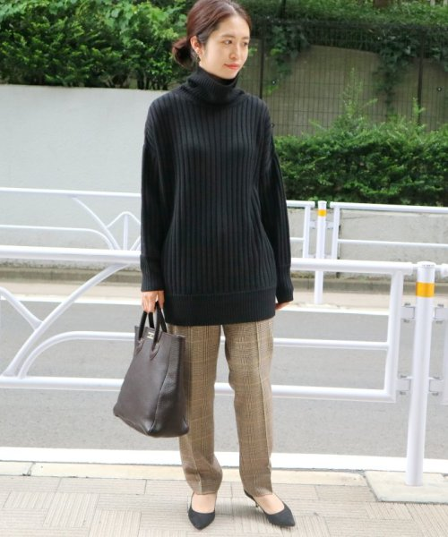 IENA(イエナ)/《追加3予約》YOUNG&OLSEN EMBOSSED レザートートバッグ(M)◆/19092910011810_img29