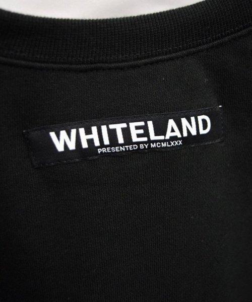 LHP(エルエイチピー)/WHITELAND/ホワイトランド/KERMIT SWEATSHIRTS/605919101-60_img03