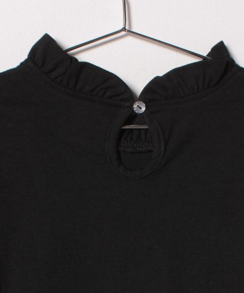 b-ROOM(ビールーム)/【EC別注】フリルデザインTシャツ/9884284_img03