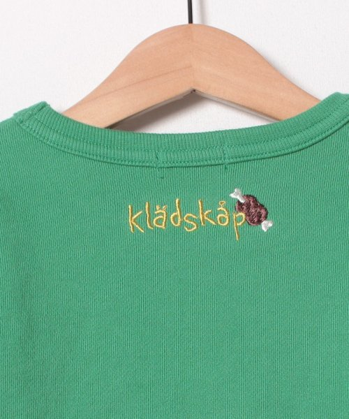 kladskap(クレードスコープ)/アップリケ裏毛トレーナー/5384204_img03