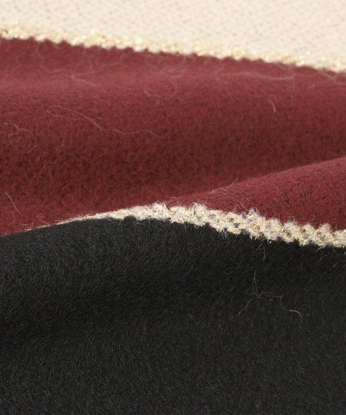 BEAMS OUTLET(ビームス アウトレット)/CORNILLON / カラー ブロック マフラー/61450130943_img08