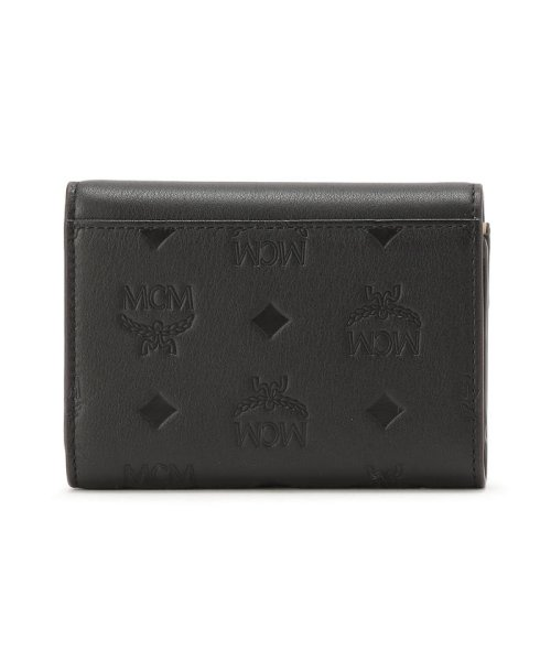 LHP(エルエイチピー)/MCM/エムシーエム/Patricia Monogram Wallet Small/1064191019-60_img02