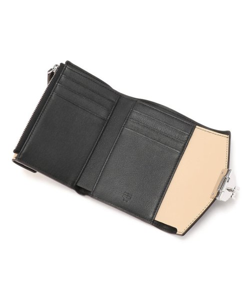 LHP(エルエイチピー)/MCM/エムシーエム/Patricia Monogram Wallet Small/1064191019-60_img05
