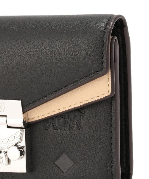 LHP(エルエイチピー)/MCM/エムシーエム/Patricia Monogram Wallet Small/1064191019-60_img08