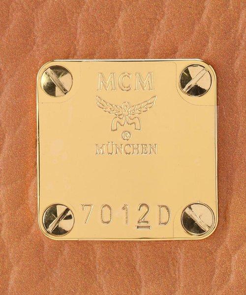 LHP(エルエイチピー)/MCM/エムシーエム/SpektrumVisetos PouchMidium/1064191040-60_img06