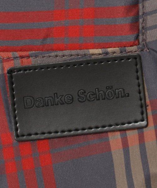 LHP(エルエイチピー)/DankeSchon/ダンケシェーン/チェックナイロンパンツ/6016191133-60_img06