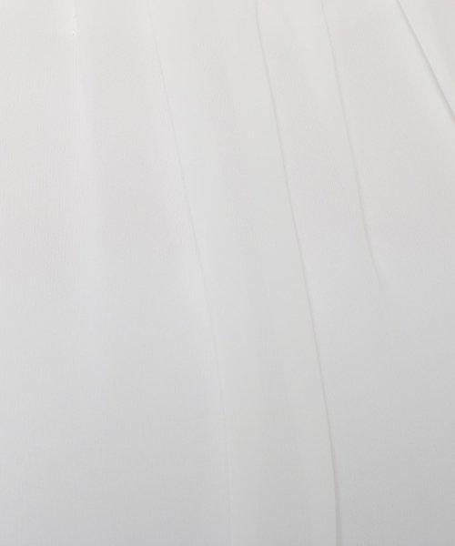 SunaUna(スーナウーナ)/【洗える】シフォン タックブラウス/20190154516052_img06
