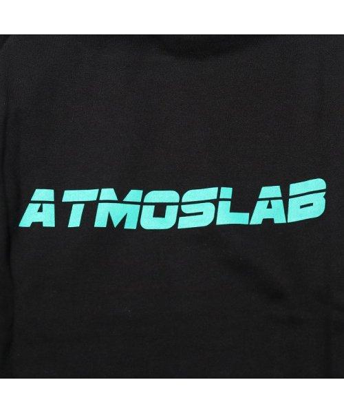 atmoslab(アトモスラボ)/ザ シンプソンズ アトモスラボ クラスティ エンブロイダリー フーディ/al18f-ph02-blk_img08