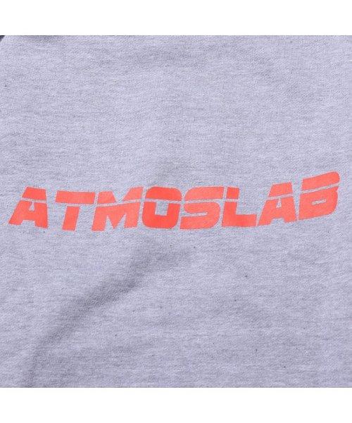 atmoslab(アトモスラボ)/ザ シンプソンズ アトモスラボ クラスティ エンブロイダリー フーディ/al18f-ph03-gry_img07