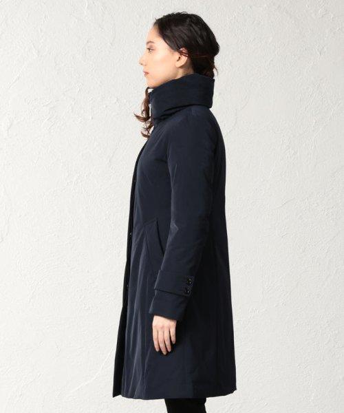 SANYO COAT(サンヨーコート)/<京鴨ダウン>スタンドカラーダウンコート/T1A41030--_img03