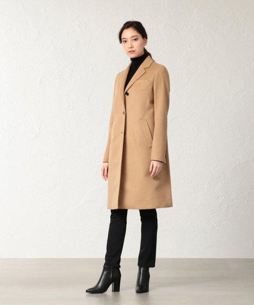 SANYO COAT(サンヨーコート)/◆◆<Rain Wool>super180'sウールチェスターコート/T1B46013--_img02