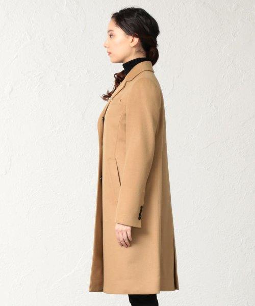 SANYO COAT(サンヨーコート)/◆◆<Rain Wool>super180'sウールチェスターコート/T1B46013--_img03