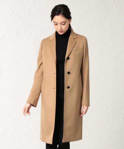 SANYO COAT(サンヨーコート)/◆◆<Rain Wool>super180'sウールチェスターコート/T1B46013--_img05