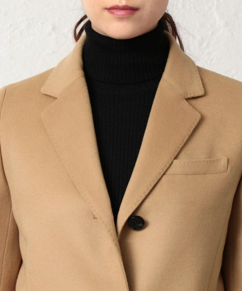 SANYO COAT(サンヨーコート)/◆◆<Rain Wool>super180'sウールチェスターコート/T1B46013--_img06