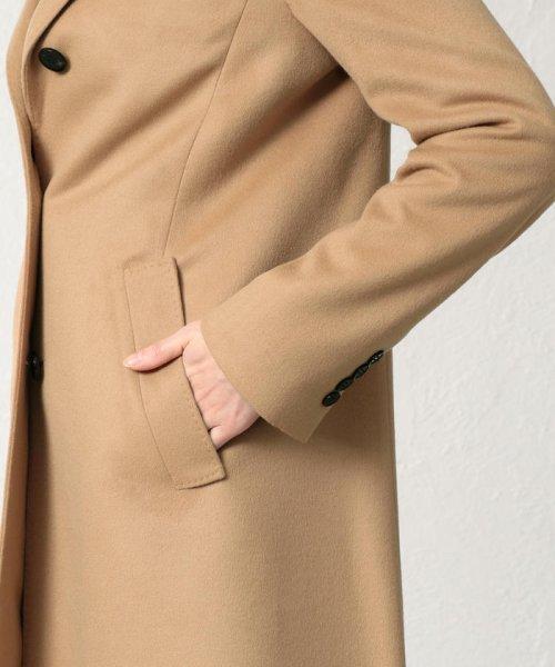 SANYO COAT(サンヨーコート)/◆◆<Rain Wool>super180'sウールチェスターコート/T1B46013--_img07