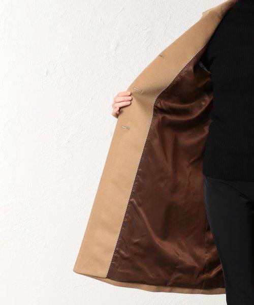 SANYO COAT(サンヨーコート)/◆◆<Rain Wool>super180'sウールチェスターコート/T1B46013--_img12