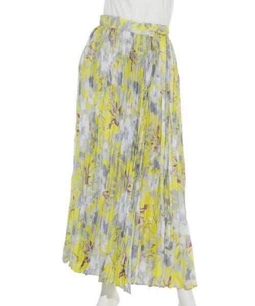 Mila Owen(ミラオーウェン)/ワッシャーマキシ丈巻きスカート/09WFS191066_img03