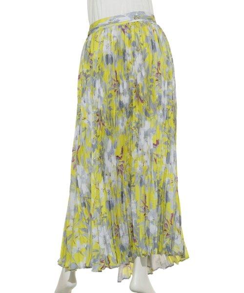 Mila Owen(ミラオーウェン)/ワッシャーマキシ丈巻きスカート/09WFS191066_img04