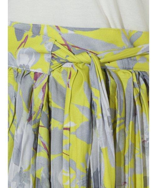 Mila Owen(ミラオーウェン)/ワッシャーマキシ丈巻きスカート/09WFS191066_img07