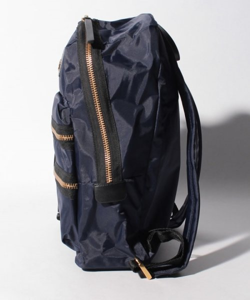 MARC JACOBS(マークジェイコブス)/【MARC JACOBS】バックパック/Nylon Biker Backpack【MIDNIGHT BLUE】/M00127000007415_img01