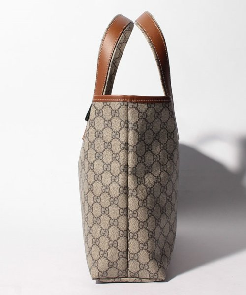 GUCCI(グッチ)/トートバッグ / TOTES 【BEIGE/EBONY+CUIR-VRV】/211134KGD3G8527_img01