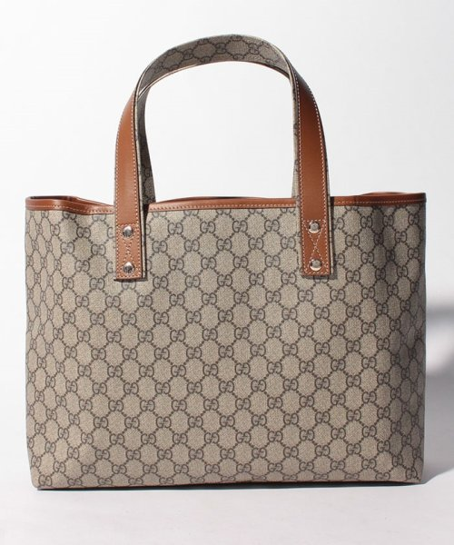GUCCI(グッチ)/トートバッグ / TOTES 【BEIGE/EBONY+CUIR-VRV】/211134KGD3G8527_img02
