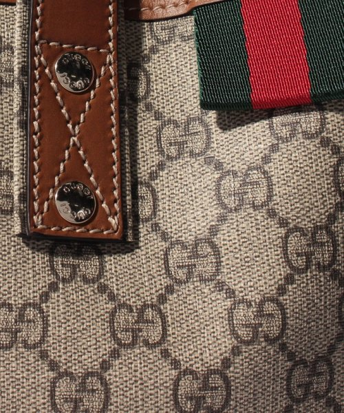 GUCCI(グッチ)/トートバッグ / TOTES 【BEIGE/EBONY+CUIR-VRV】/211134KGD3G8527_img04
