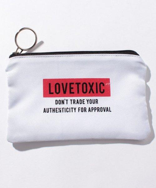 Lovetoxic(ラブトキシック)/ポーチつきメッシュポケットデイパック/8383493_img04