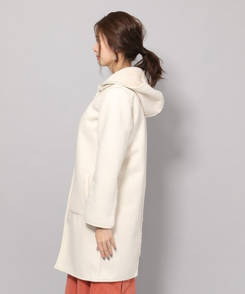 Andemiu(アンデミュウ)/リバーシブルボアCO/81006200_img01