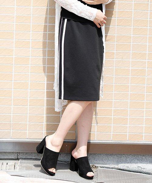 Girly Doll(ガーリードール)/【Girly Doll 】ラインスカート/mailSS1836789_img13