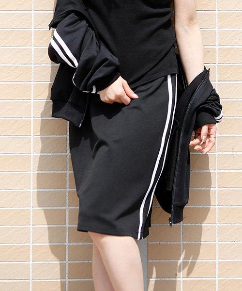 Girly Doll(ガーリードール)/【Girly Doll 】ラインスカート/mailSS1836789_img23