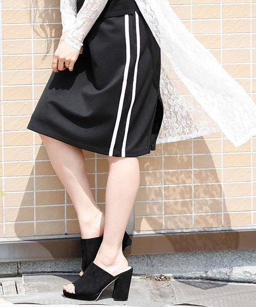 Girly Doll(ガーリードール)/【Girly Doll 】ラインスカート/mailSS1836789_img33