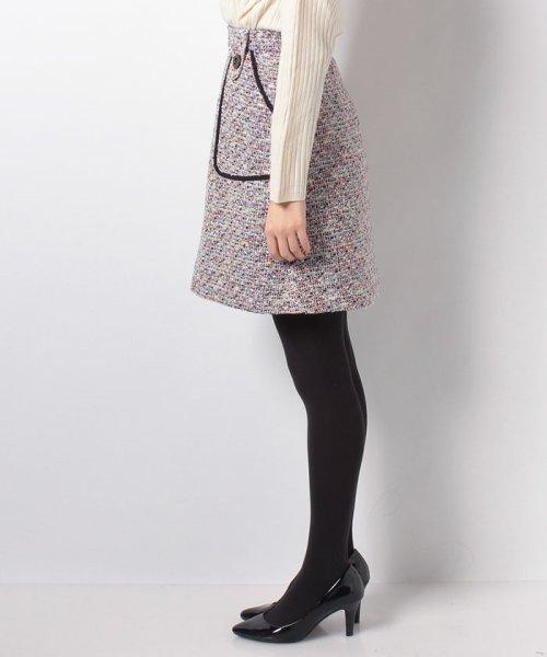 Rirandture(リランドチュール)/【美人百花 3月号掲載】BIGポケットAラインスカート/89130670_img12