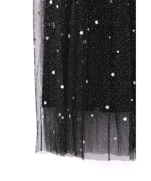 ROSE BUD(ローズバッド)/星柄チュールラップスカート/6008234055_img08