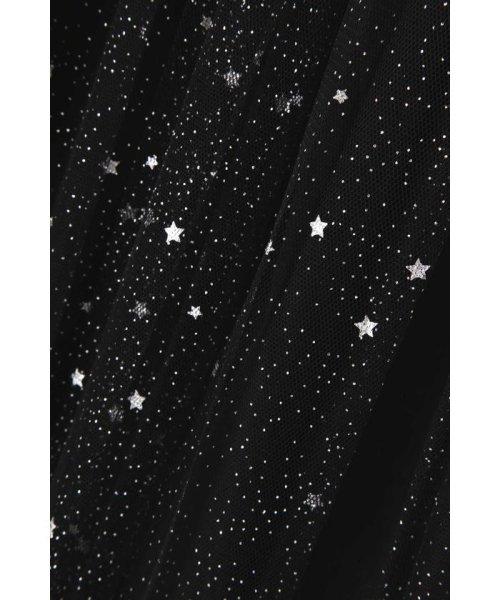 ROSE BUD(ローズバッド)/星柄チュールラップスカート/6008234055_img10