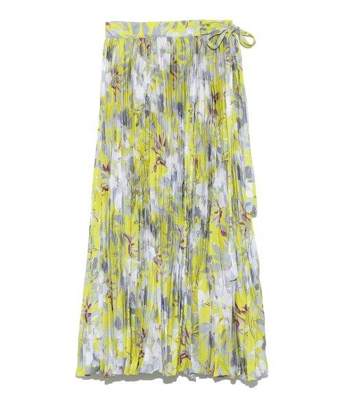 Mila Owen(ミラオーウェン)/ワッシャーマキシ丈巻きスカート/09WFS191066_img15