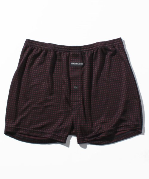 BROS(ブロス)/ブロス[BROS] NATURAL ORIGIN TRUNKS(LL)/GT7171P2100_img07