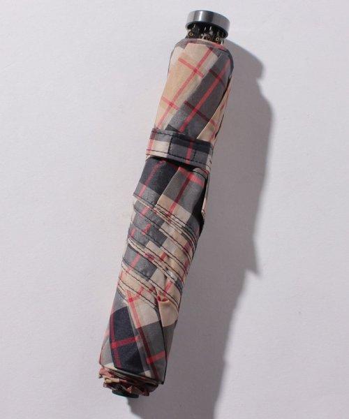 MACKINTOSH PHILOSOPHY(umbrella)(マッキントッシュフィロソフィー(傘))/MACKINTOSH PHILOSOPHY婦人ミニP30Dタフタ先染めハウスチェック/214310907002_img03