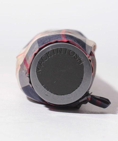 MACKINTOSH PHILOSOPHY(umbrella)(マッキントッシュフィロソフィー(傘))/MACKINTOSH PHILOSOPHY婦人ミニP30Dタフタ先染めハウスチェック/214310907002_img05