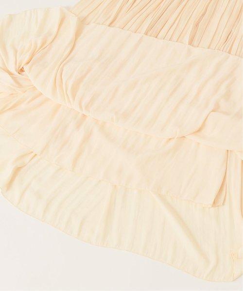 Spick & Span(スピック&スパン)/ナイルサテンプリーツスカート2◆/19060200401110_img12