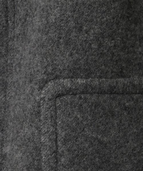 MACPHEE(MACPHEE)/ウール フーデッドコート/12088508302_img05