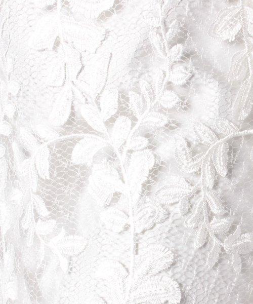 JUSGLITTY(ジャスグリッティー)/リーフ刺繍ロングフレアスカート/48430150_img10