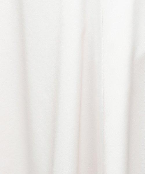 ROPE'(ロペ)/【セットアップ対応】【洗える】【結婚式にも】ボディシェルツイルフレアーワンピース/GGE29000_img15